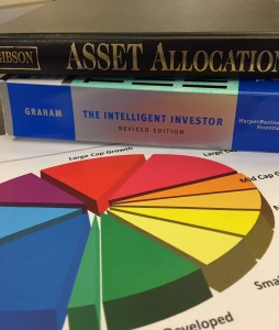 Pie chart and inv books