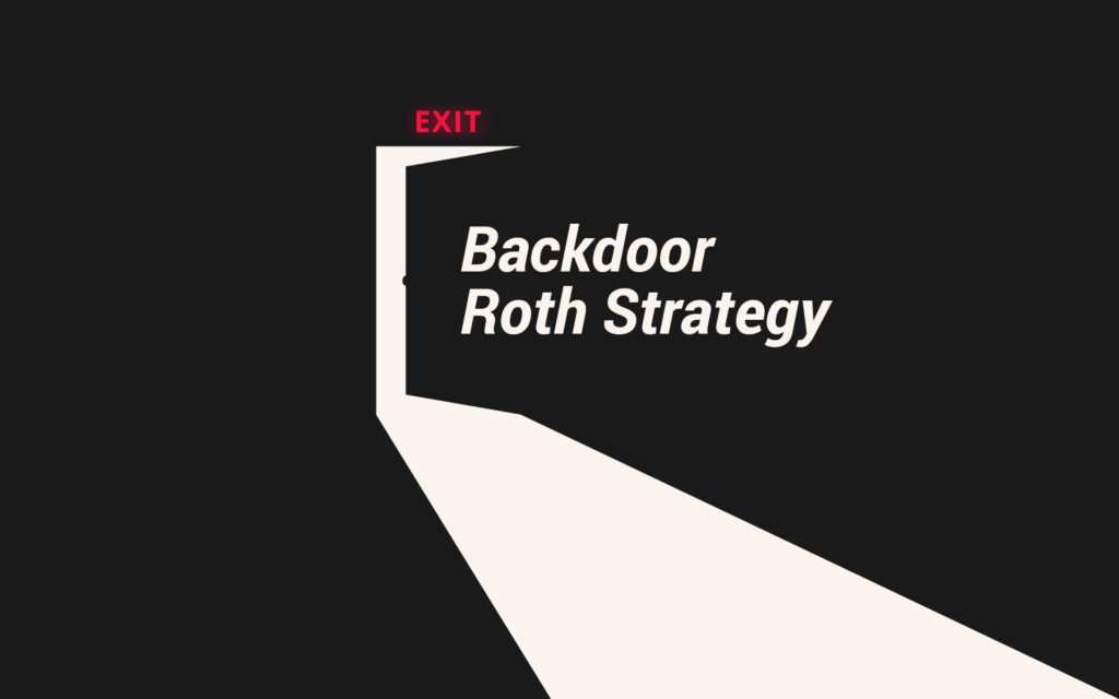 backdoor roth strategy